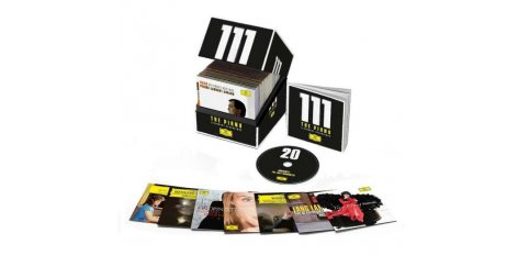 111 Piano Legendary Recordings (40 CD limited edit)