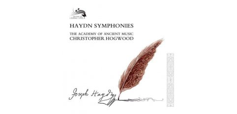 Haydn symfonier- Christopher  Hogwood & The Academy of Ancient Music