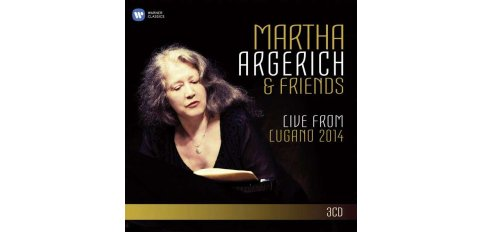 Martha Argerich & Friends - Live from Lugano Festival 2014