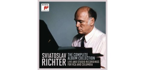 Sviatoslav Richter - The Complete Album RCA & Columbia Collection