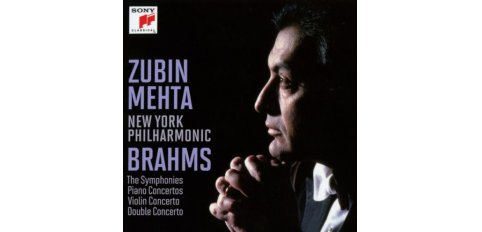 Brahms - New York Philharmonic/Zubin Metha (8 CD)