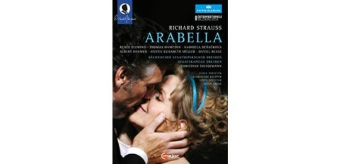 Strauss, Arabella : Fleming , Hampson 6 Christian Thielemann (DVD)