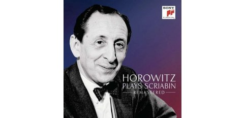 Horowitz spiller Scriabin (Remastered) (3 CD)