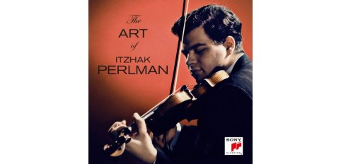 Perlman - The Art of Itzhak Perlman (10 CD)