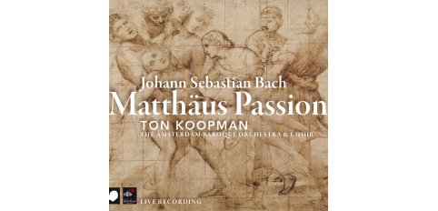 Bach, J.S.: Matth�uspassion (2 CD)