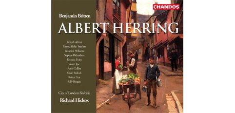 Britten, Benjamin: Albert Herring (2 cd)