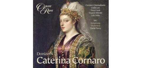 Donizetti: Caterina Cornaro (2 cd)