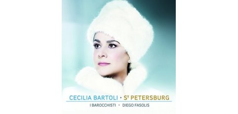 Cecilia Bartoli: St Petersburg (deluxe, limited edit)